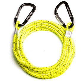 """Swimmrunners Support Pull Belt Cord 3m Neon Yellow"""